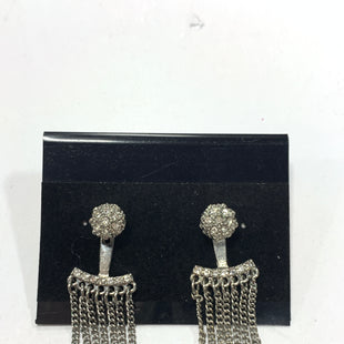 Primary Photo - BRAND:    CLOTHES MENTOR STYLE: EARRINGS COLOR: SILVER SIZE: 1 OTHER INFO: ANCHOR STYLE/CHAINS SKU: 150-150154-4736