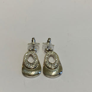 Primary Photo - BRAND:    CLOTHES MENTOR STYLE: EARRINGS COLOR: SILVER SKU: 150-150112-26232