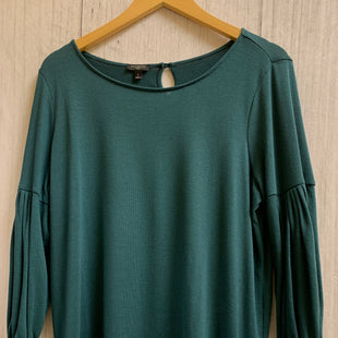Primary Photo - BRAND: TALBOTS STYLE: TOP LONG SLEEVE BASIC COLOR: GREEN SIZE: 1X SKU: 150-150131-5874