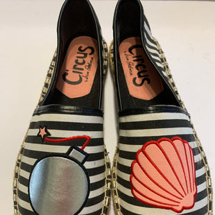 Primary Photo - BRAND: CIRCUS BY SAM EDELMAN STYLE: SHOES FLATS COLOR: STRIPED SIZE: 8.5 SKU: 150-15047-150366