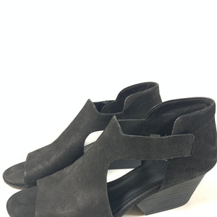 Primary Photo - BRAND: EILEEN FISHER STYLE: SANDALS LOW COLOR: BLACK SIZE: 10 SKU: 150-150131-13691VELCRO ENCLOSURE