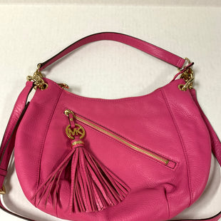 Primary Photo - BRAND: MICHAEL KORS STYLE: HANDBAG DESIGNER COLOR: PINK SIZE: MEDIUM OTHER INFO: AS IS SKU: 150-15047-14360913X9