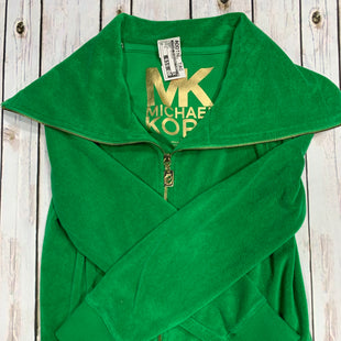 Primary Photo - BRAND: MICHAEL BY MICHAEL KORSSTYLE: JACKET OUTDOORCOLOR: GREENSIZE: SOTHER INFO: ZIP UPSKU: 150-150112-13476