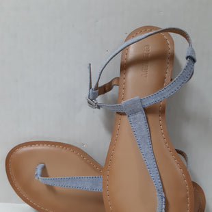 Primary Photo - BRAND: OLD NAVY STYLE: SANDALS FLAT COLOR: DENIM BLUE SIZE: 8 SKU: 150-15047-150235