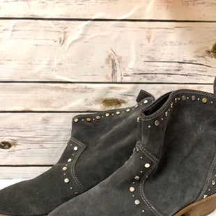Primary Photo - BRAND: DOLCE VITA STYLE: BOOTS ANKLE COLOR: GREY SIZE: 7.5 OTHER INFO: SILVER STUDS SKU: 150-150112-17354
