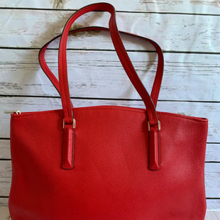 Primary Photo - BRAND: KATE SPADE STYLE: HANDBAG DESIGNER COLOR: RED SIZE: LARGE SKU: 150-15047-14346416X11