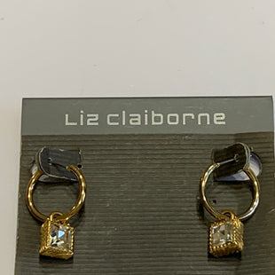 Primary Photo - BRAND: LIZ CLAIBORNE O STYLE: EARRINGS COLOR: GOLD SKU: 150-150112-26214