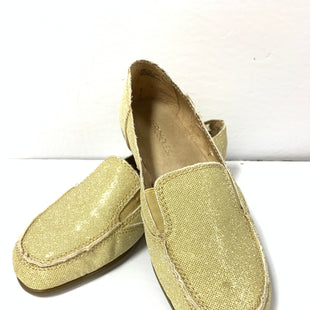 Primary Photo - BRAND: AEROSOLES STYLE: SHOES FLATS COLOR: GOLD SIZE: 9 SKU: 150-15098-36900