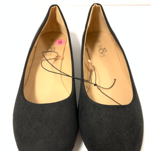 Primary Photo - BRAND:    CLOTHES MENTOR STYLE: SHOES FLATS COLOR: BLACK SIZE: 9 OTHER INFO: SHOES18 - BALLET FLATS SKU: 150-150112-20802