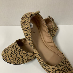 Primary Photo - BRAND: UNIVERSAL THREAD STYLE: SHOES FLATS COLOR: ANIMAL PRINT SIZE: 10 SKU: 150-150154-1198