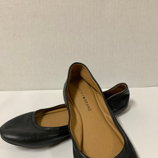 Primary Photo - BRAND: LUCKY BRAND O STYLE: SHOES FLATS COLOR: BLACK SIZE: 9 SKU: 150-150131-9613
