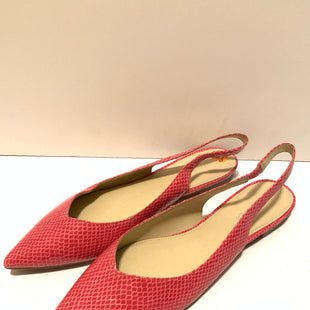 Primary Photo - BRAND: MARC FISHER STYLE: SHOES FLATS COLOR: HOT PINK SIZE: 8.5 SKU: 150-15098-36530