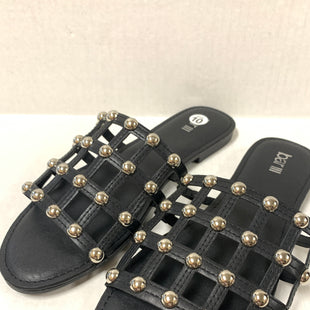 Primary Photo - BRAND: BAR III STYLE: SHOES FLATS COLOR: BLACK SILVER SIZE: 10 SKU: 150-15047-150316