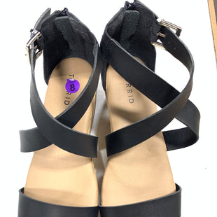 Primary Photo - BRAND: TORRID STYLE: SANDALS LOW COLOR: BLACK SIZE: 7.5 SKU: 150-15098-37046