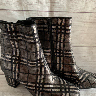 Primary Photo - BRAND: IMPO STYLE: BOOTS ANKLE COLOR: SEQUIN SIZE: 7.5 SKU: 150-15047-137865SIDE ZIP