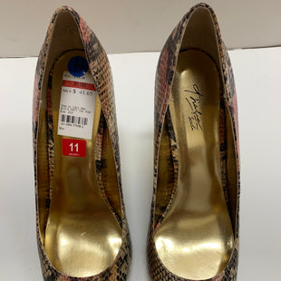 Primary Photo - BRAND: THALIA SODI STYLE: SHOES LOW HEEL COLOR: SNAKESKIN PRINT SIZE: 11 SKU: 150-15047-1382304 INCHES