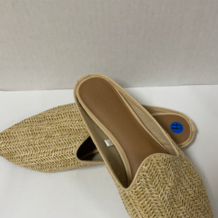 Primary Photo - BRAND: UNIVERSAL THREAD STYLE: SHOES FLATS COLOR: STRAW SIZE: 11 SKU: 150-150131-10892