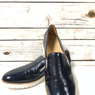 Primary Photo - BRAND: JOHNSTON & MURPHY STYLE: SHOES FLATS COLOR: NAVY SIZE: 10 SKU: 150-150135-3554