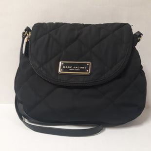 Primary Photo - BRAND: MARC JACOBS STYLE: HANDBAG DESIGNER COLOR: BLACK SIZE: SMALL OTHER INFO: AS IS/ QUILTED NYLON SKU: 150-150112-22295LENGTH 12INCHES X HEIGHT 9 INCHES
