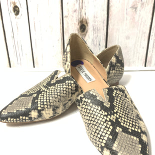 Primary Photo - BRAND: STEVE MADDEN STYLE: SHOES FLATS COLOR: SNAKESKIN PRINT SIZE: 8.5 SKU: 150-15047-147222