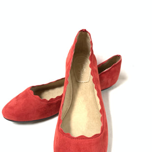 Primary Photo - BRAND: CROWN VINTAGE STYLE: SHOES FLATS COLOR: RED SIZE: 8.5 SKU: 150-150131-11225