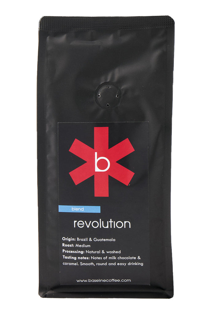 Baseline Coffee - Revolution