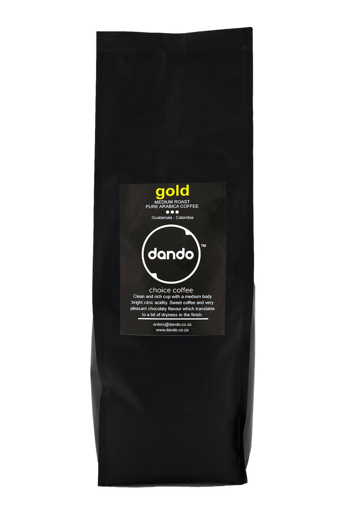 Dando Coffee - Gold