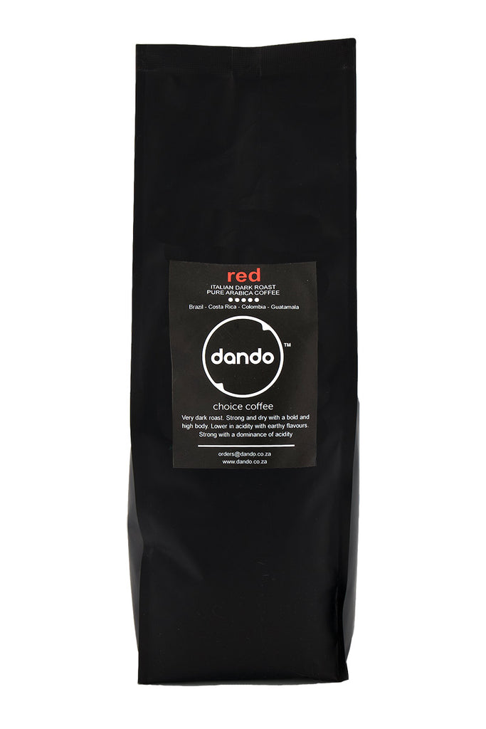 Dando Coffee - Red