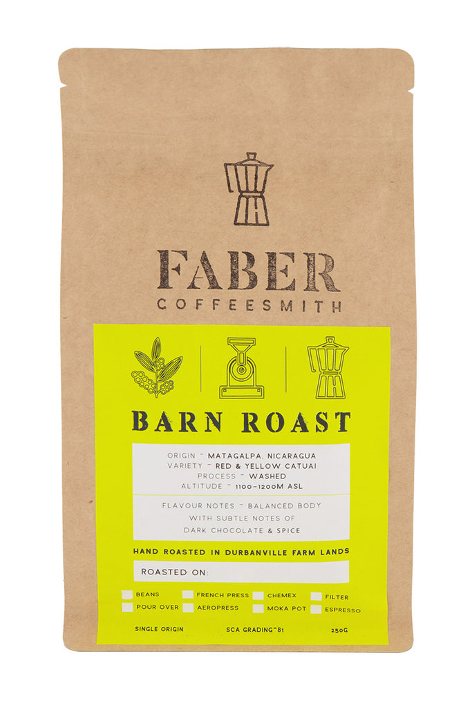 Faber Coffee - Barn Roast