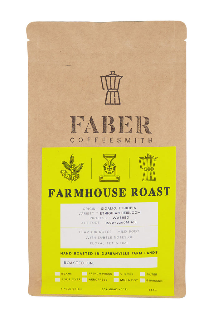 Faber Coffee - Farmhouse Roast