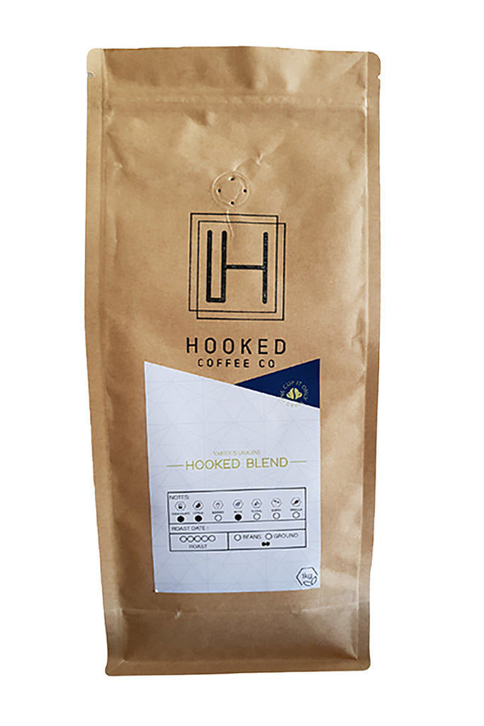 Hooked Coffee - Hooked Blend
