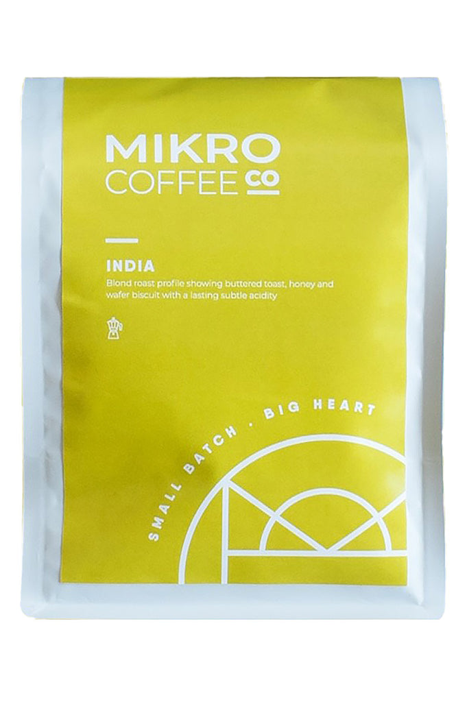 Mikro Coffee - India Single Origin
