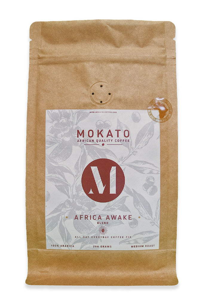 Mokato Coffee - Africa Awake