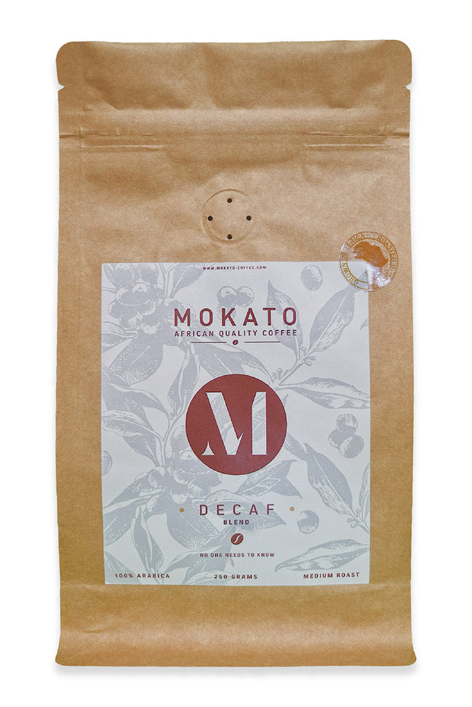 Mokato Coffee - Decaf