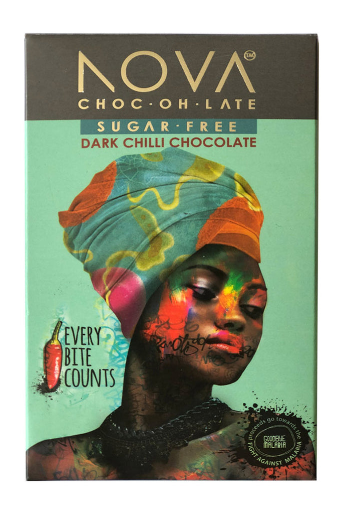 Nova Chocolate - Dark Chilli
