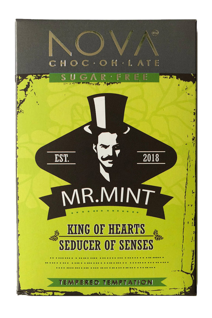 Nova Chocolate - Mr Mint
