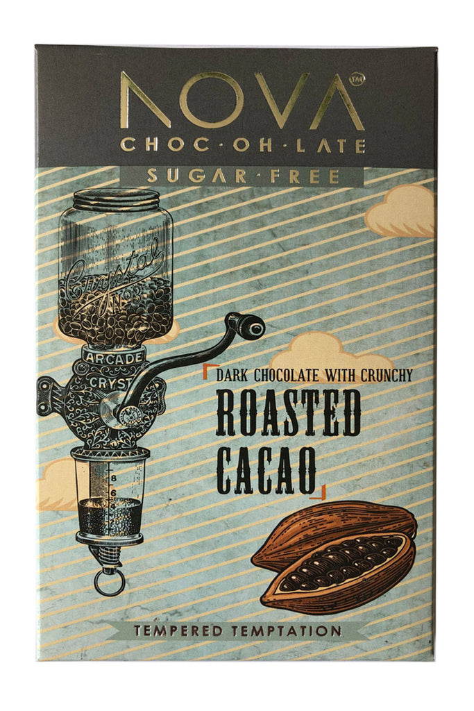 Nova Chocolate - Roasted Cacao