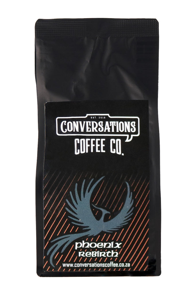 Conversations Coffee - Phoenix Rebirth