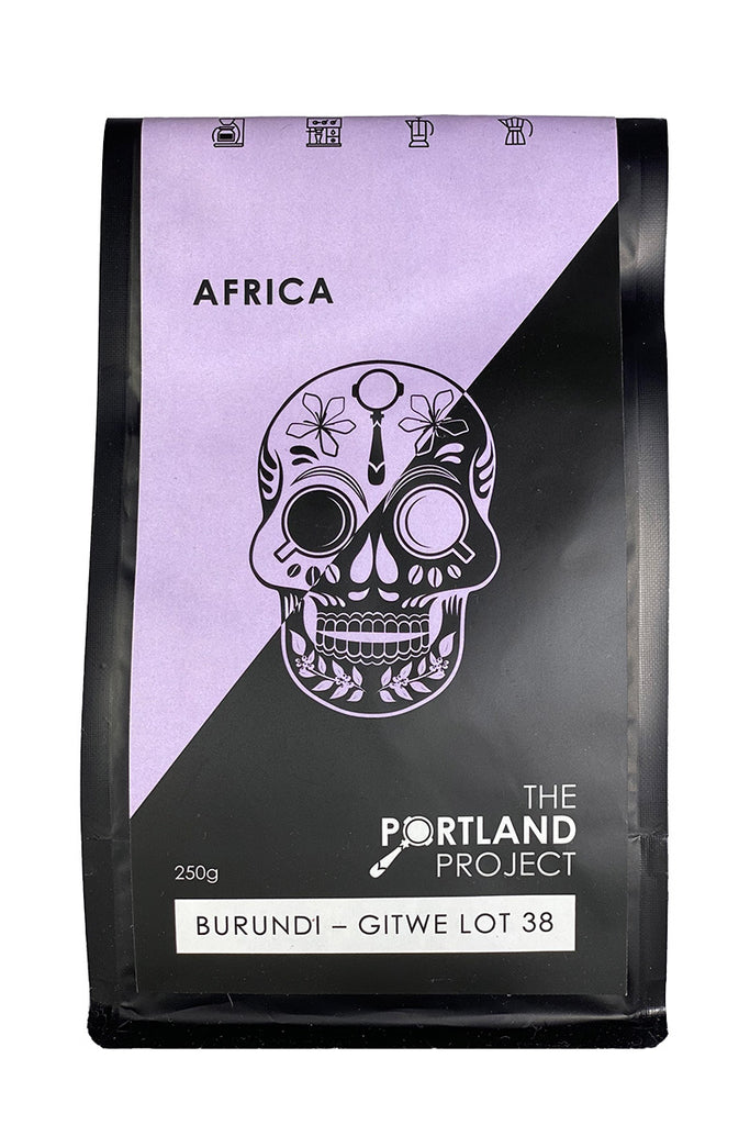 Portland Project Coffee - Burundi Gitwe Lot #38