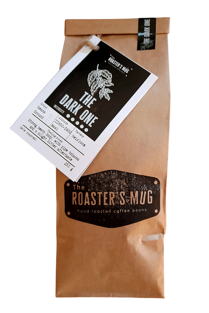 Roaster's Mug Coffee - The Dark One
