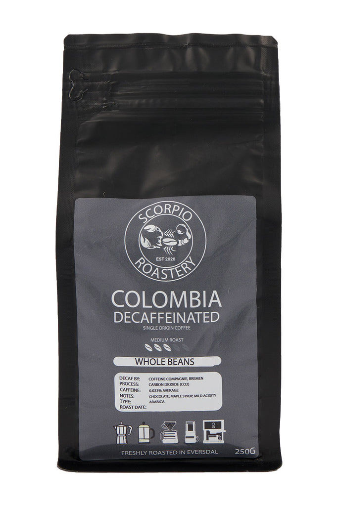 Scorpio Coffee - Colombia Decaf