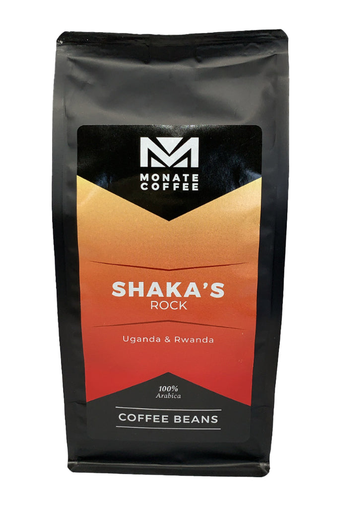 Monate Coffee - Shaka's Rock