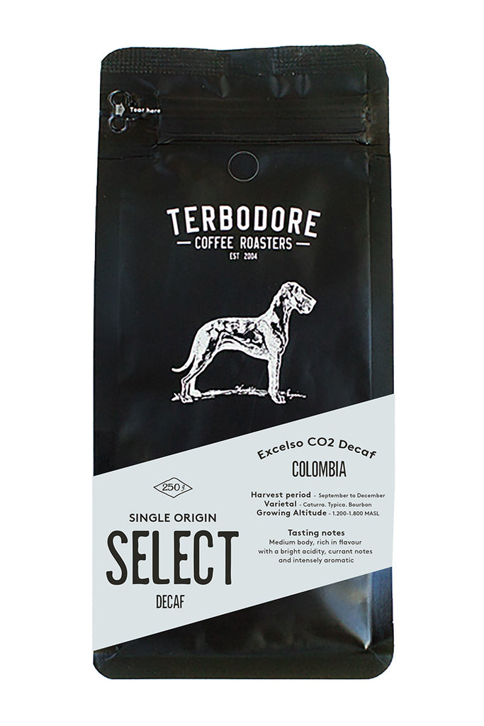 Terbodore Coffee - Colombian Decaf