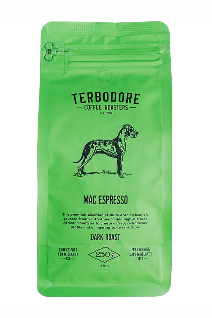 Terbodore Coffee - Mac Espresso