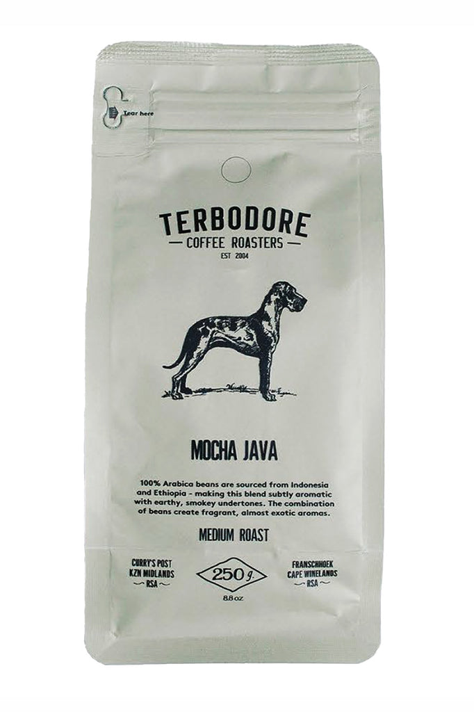 Terbodore Coffee - Mocha Java
