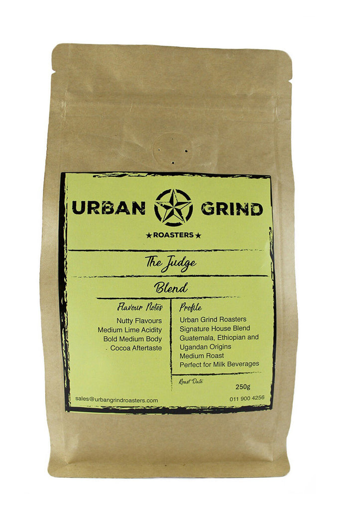 Urban Grind - The Judge Blend
