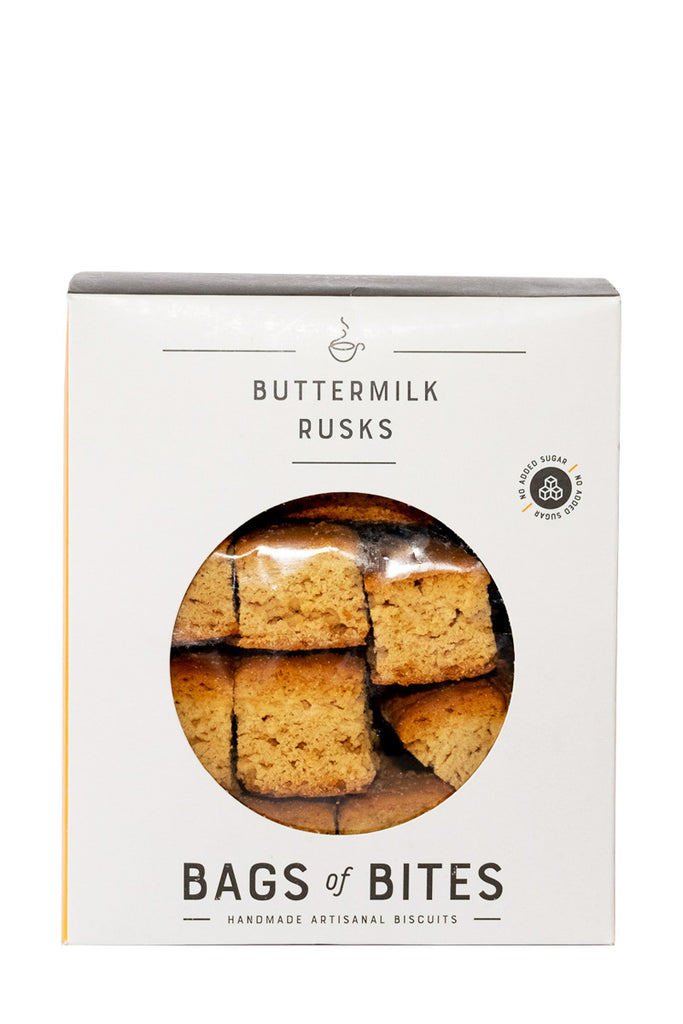 Bags of Bites - NAS Buttermilk Rusks