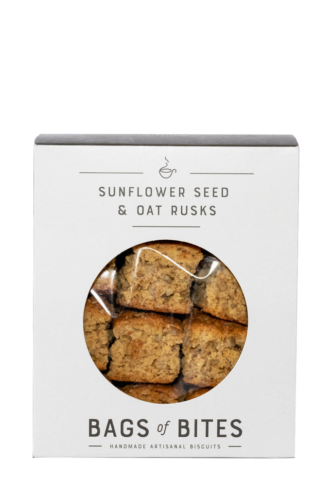 Bags of Bites - Sunflower Seed & Oat Rusk