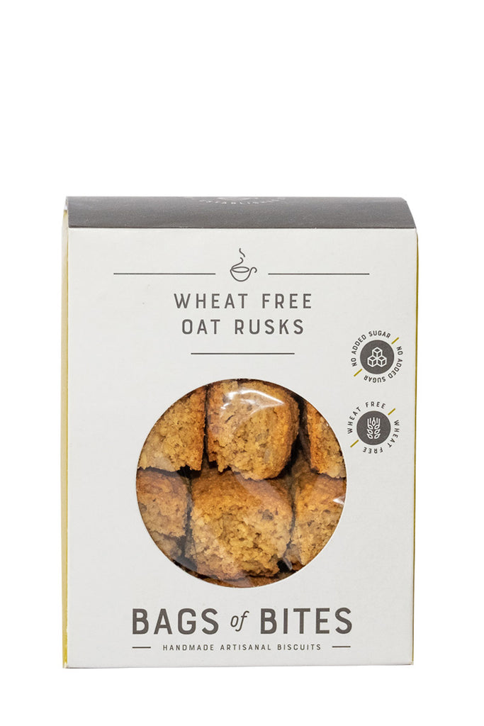 Bags of Bites - NAS & Wheat Free Oat & Rye Rusk