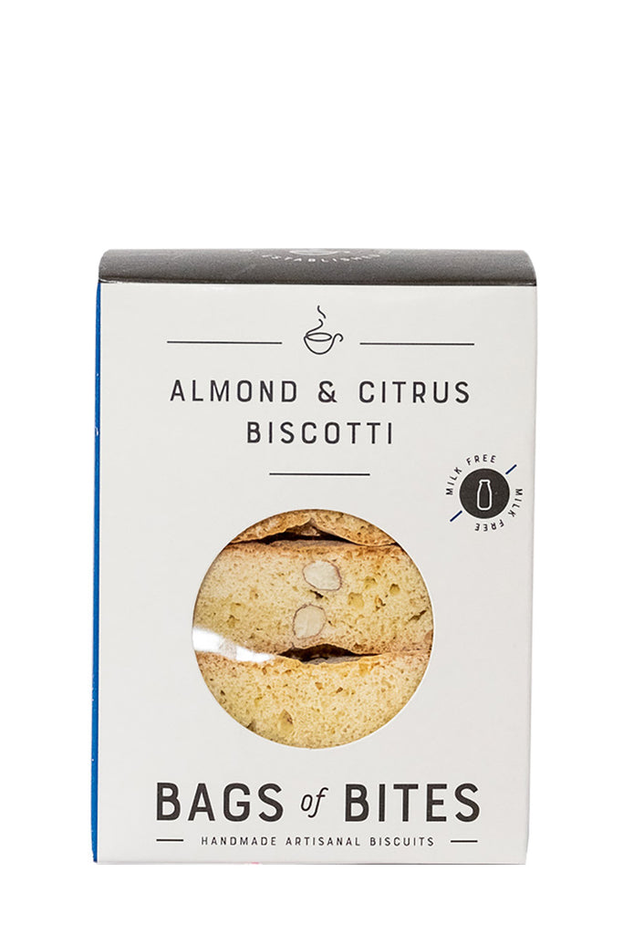 Bags of Bites - Almond & Citrus Biscotti